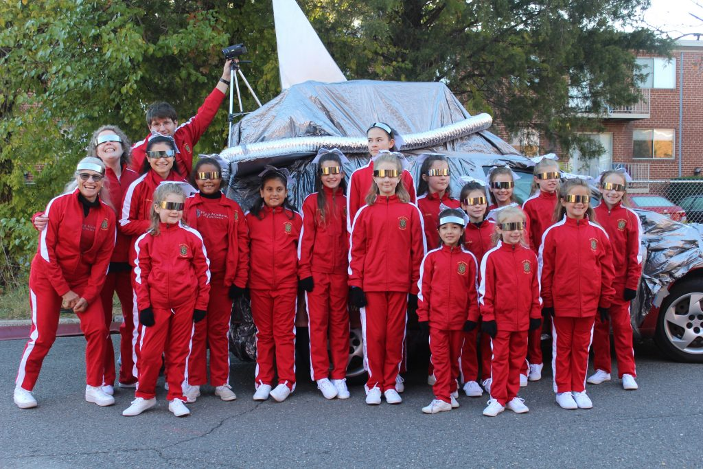Herndon Homecoming Parade