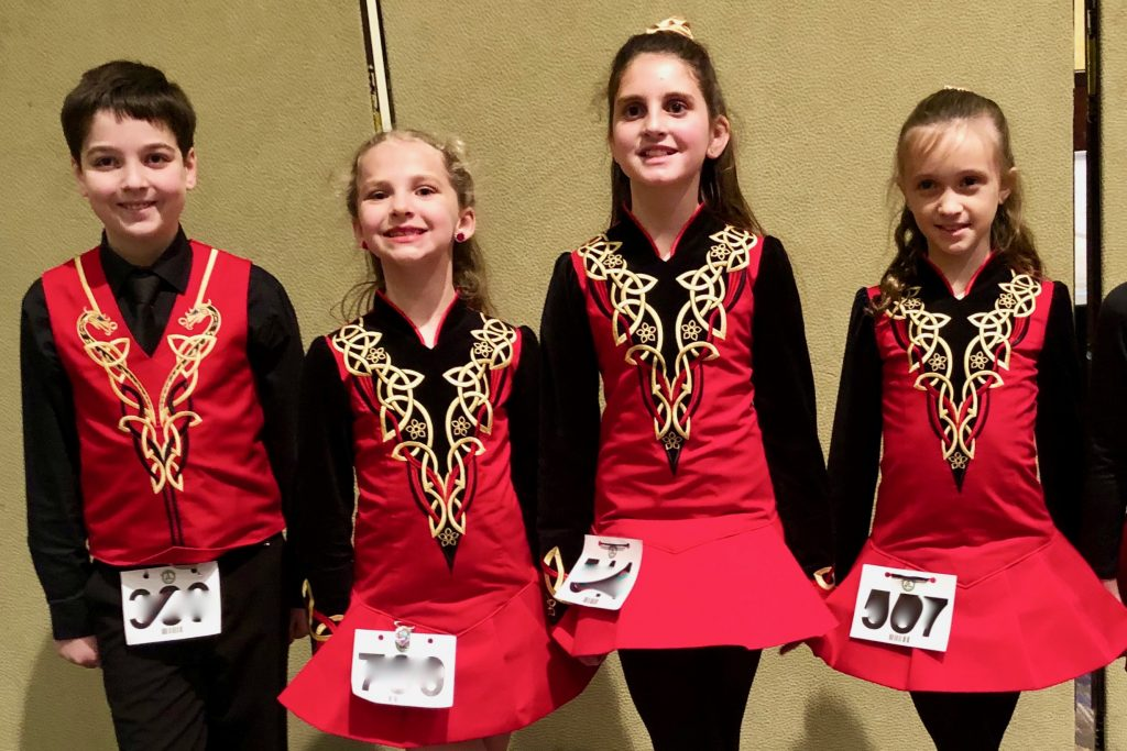 2021 Rose & Shamrock Feis